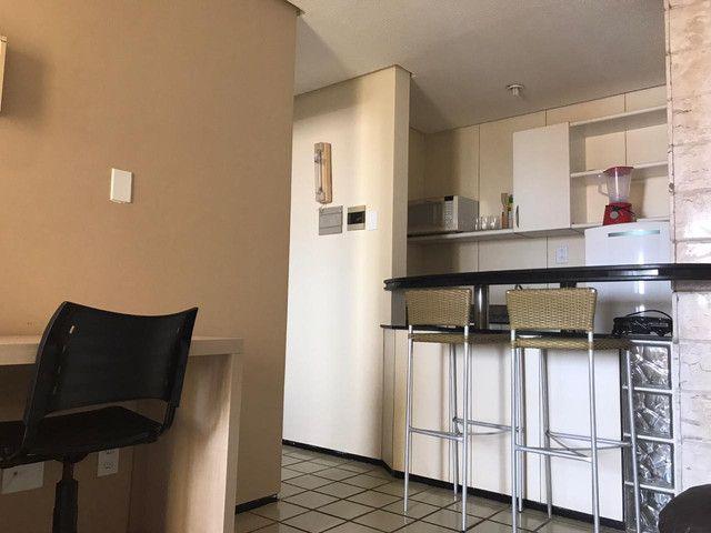 Alugo apartamento mobiliado no Number One Flat Residence - Foto 13