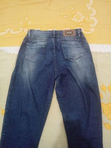 Calças Jeans Femininas Tamanho 42 - Foto 3