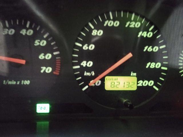 VW Gol Star 1.6 único dono completo menos ar - 1998 - Foto 9