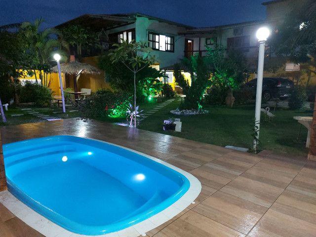 Casa ampla 6 quartos churrasqueira, piscina vendo - Foto 4
