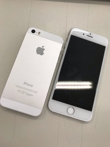 IPhone 6 64 GB + iPhone 5 16 GB - Foto 3