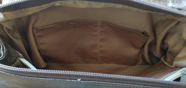 Bolsa Feminina de Couro - Foto 4