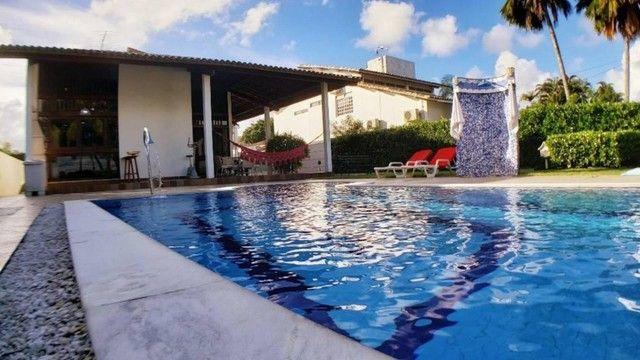 Excelente casa no Aldebaran Alfa 4 suítes,piscina,toda mobiliada  - Foto 3