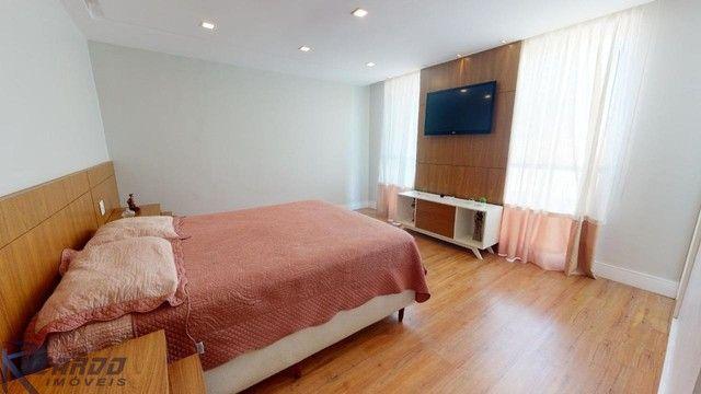 Mansão Casa duplex à venda na Mata da Praia, Vitória ES - Requinte e modernidade, padrão l - Foto 9