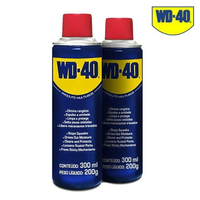 Desingripante Lubrificante Spray WD40 300ML/200g - WD-40
