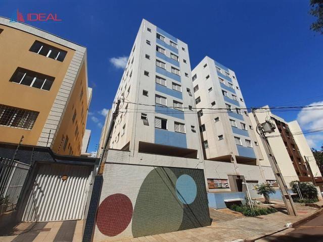 Apartamento com 1 dormitório para alugar, 25 m² por R$ 750,00/mês - Jardim Universitário -