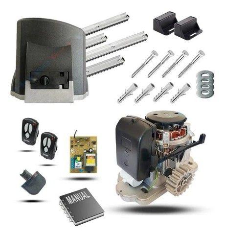 Revendedor e instalador autorizado. Motor de portão marca GAREN - Foto 3