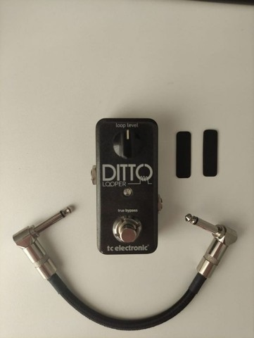Pedal Guitarra Ditto Looper - TCElectronic - Foto 2