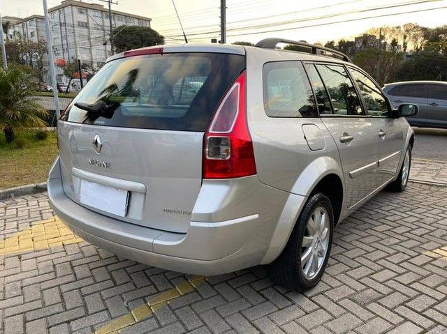 Renault MEGANE GRAND TOUR DYNAMIQUE 1.6 16V HI-FLEX MEC. - Foto 4