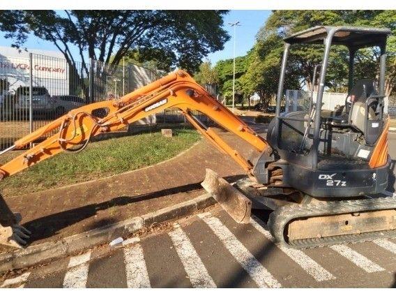 Mini escavadeira, Demolição, pavimentação, pavers, pavis,  - Foto 6