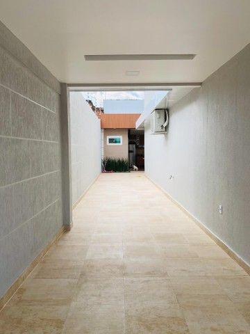 Casa 5 Quartos sendo 2 Suítes Conjunto duque de Caxias Flores Já Financiada - Foto 13