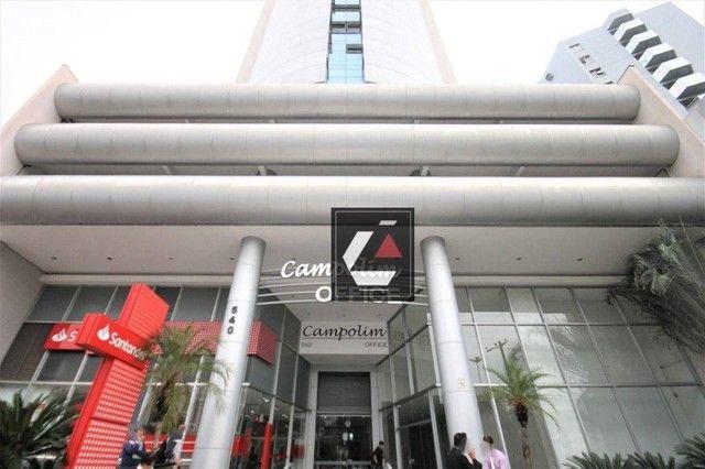 Salão para alugar, 543 m² por R$ 40.000,00/mês - Parque Campolim - Sorocaba/SP