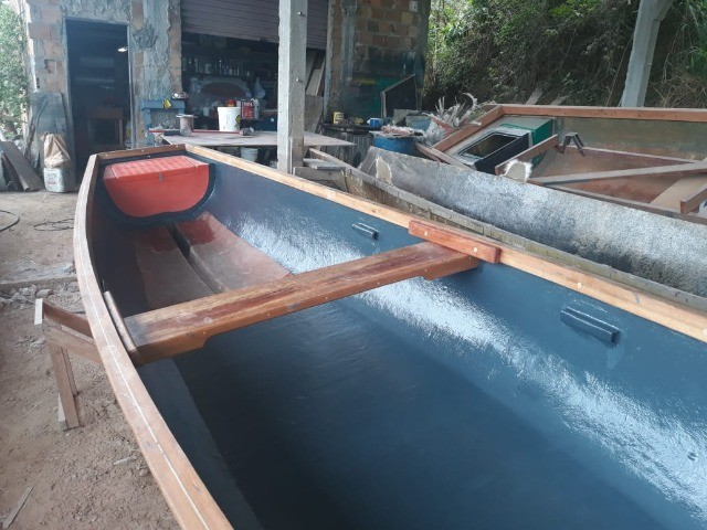 Canoas em Fibra de Vidro (sem motor) - Foto 5