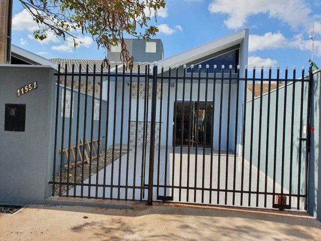 Vendo Casa JD monte Rey 2 quartos C/ uma suíte parcelo a entrada dependendo do valor