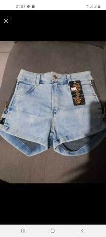 Bermuda Rebola jeans