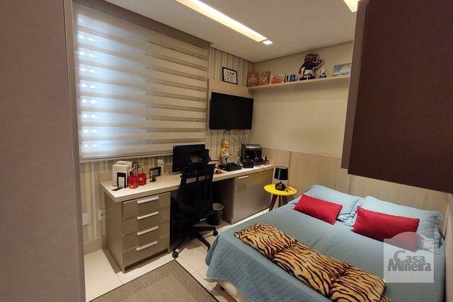 Apartamento à venda com 5 dormitórios em Castelo, Belo horizonte cod:340779 - Foto 9