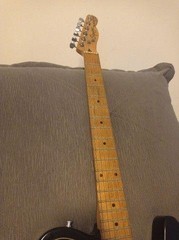 Guitarra Fender Squier Telecaster Custom - Foto 3