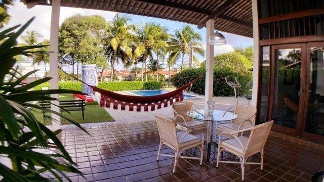 Excelente casa no Aldebaran Alfa 4 suítes,piscina,toda mobiliada  - Foto 2