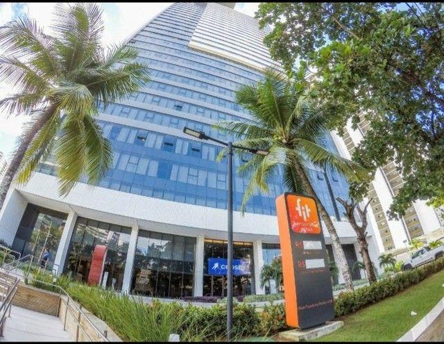 Flat para venda com 41 metros quadrados com 1 quarto em Boa Viagem - Recife - PE - Foto 2