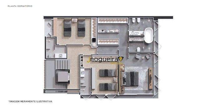 Casa com 4 dormitórios à venda, 739 m² por R$ 7.100.000,00 - Brooklin Paulista - São Paulo - Foto 18