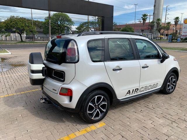 Aircross 1.6 2015/15 automático, bancos em couro . - Foto 4