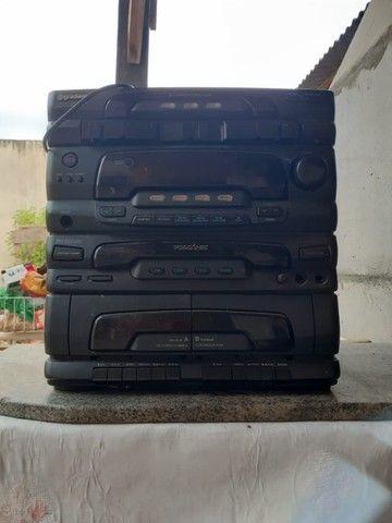 Caixa de Som e Radio