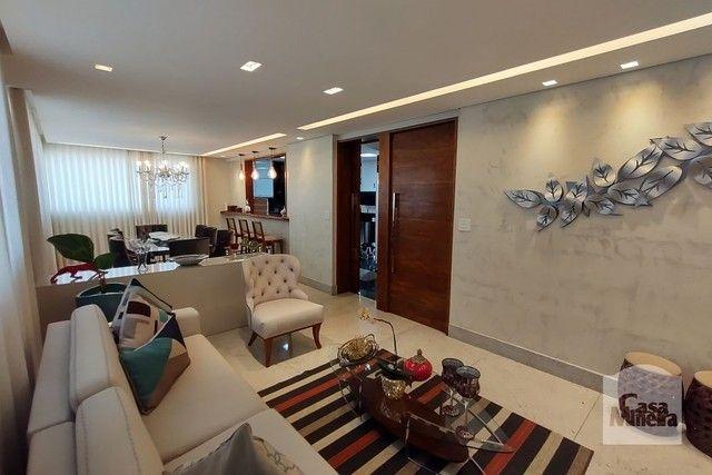 Apartamento à venda com 5 dormitórios em Castelo, Belo horizonte cod:340779 - Foto 2