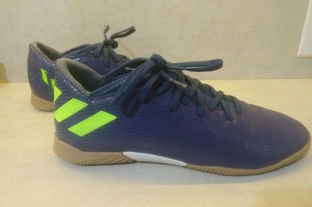 Chuteira Adidas Futebol Society nro 36 - Foto 2