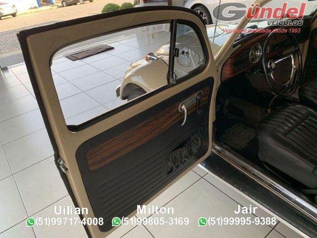 Volkswagen Fusca 1971 1500. *Raridade* - Foto 9