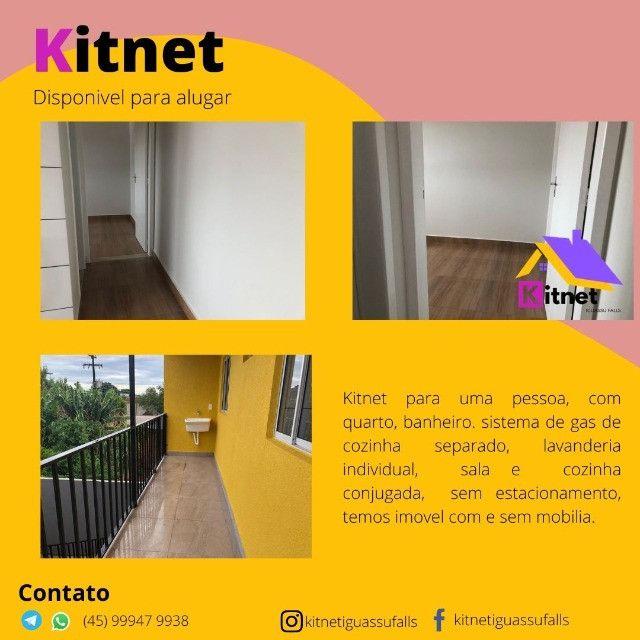 Aluga-se kitnet - Foto 5