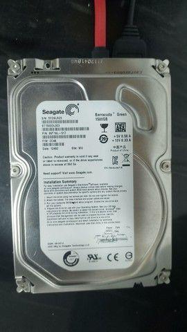 HD Seagate Barracuda 1.5TB