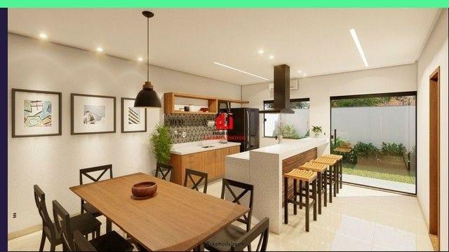 Casa térrea com 3 Suítes Condomínio residencial Passaredo Ponta