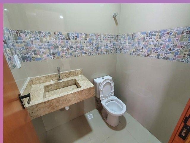 Negra Condomínio morada dos Pássaros Casa 3 Suítes comPiscina Po - Foto 17