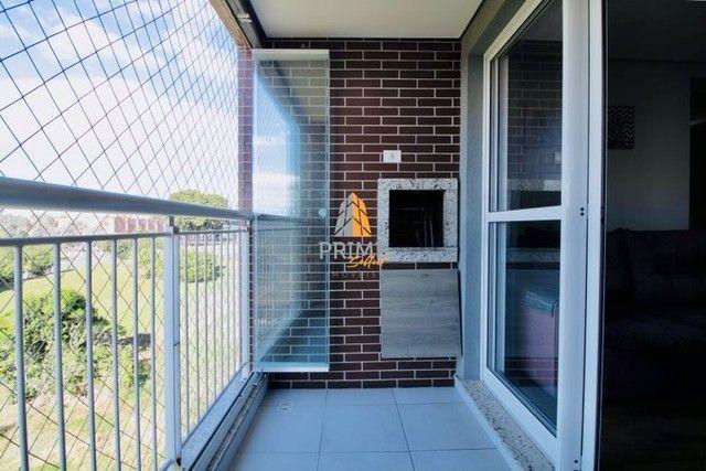 Residencial Bonjour - 2 dormitórios, (1 suíte), 1 vaga, 56m² - Fanny - Foto 17
