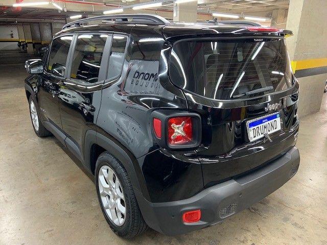 Jeep Renegade Lougitude 1.8 41m km Blindado. entrada com cartao em 12x. - Foto 7