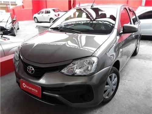 Toyota Etios 1.5 X Sedan - Foto 2
