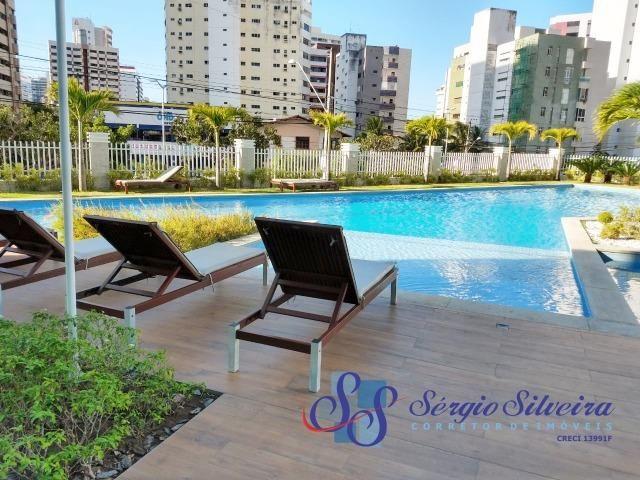 Vitral do Parque Apartamento no Cocó com 3 quartos lazer completo! Alto padrão!