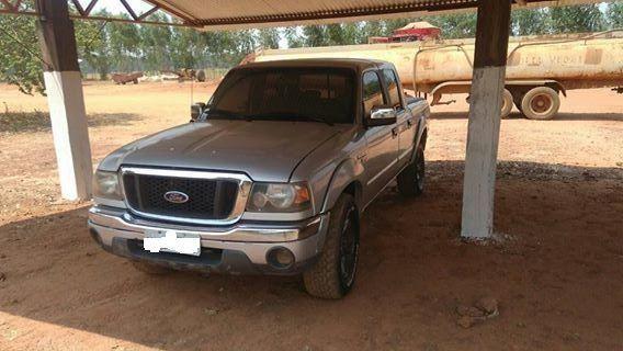 Ranger 4/4 3,0 4 portas banco de couro ano 2005