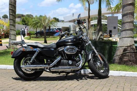 Harley-davidson Xl 1200 Custom Limited CA/CB