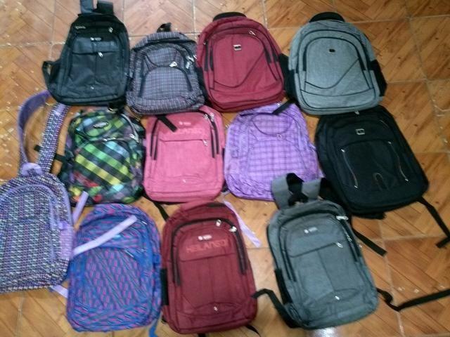 loja de fábrica mochilas