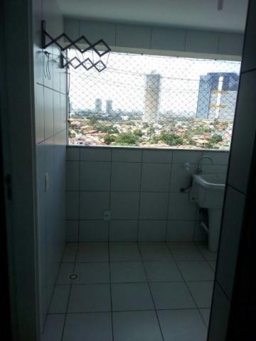 Vendo apartamento no Condomínio Corais Enseada de Ponta Negra 96m2 3/4 sendo uma suite - Foto 2
