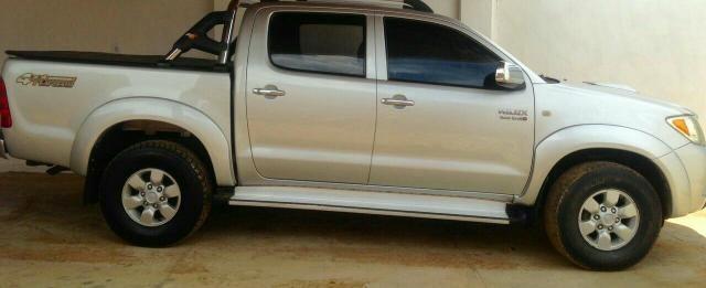 Hilux SRV 4x4