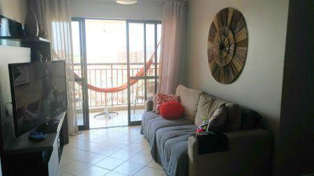 Vendo/Troco apartamento no Condomínio Ícone, Bairro Gragerú