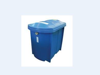 Caixa Separadora de Água e Óleo 3000 LPH (Armazenamento Interno)