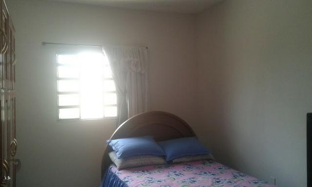 Casa 3/4 quartos c/ súite de laje garagem para 3 carros bairro residencial américa 135 mil - Foto 6