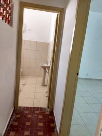 Casa baixa com 1 dormitório com gar. Rua Frei Gaspar, Sao Vicente-SP - Foto 4