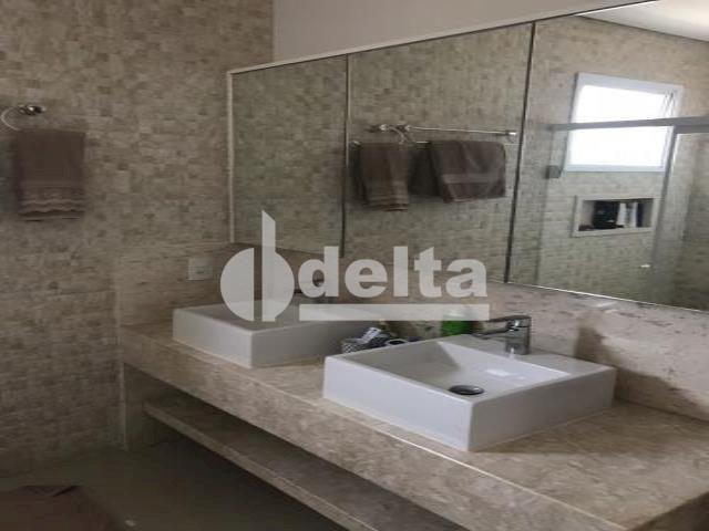 Casa de condomínio à venda com 3 dormitórios em Shopping park, Uberlândia cod:33408 - Foto 2