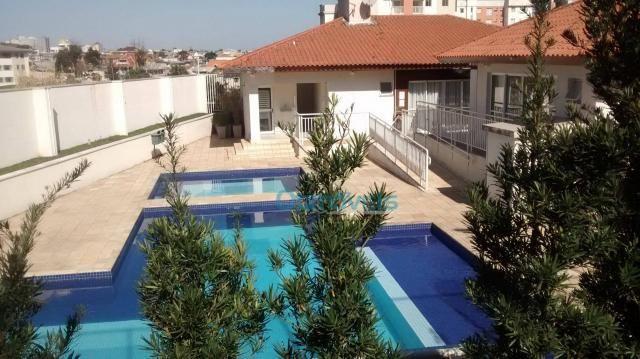 Apartamento com 3 dormitórios à venda, 63 m² por r$ 240.000,00 - neoville - curitiba/pr - Foto 2