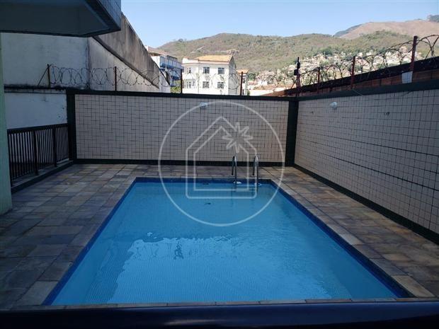 Apartamento à venda com 2 dormitórios em Meier, Rio de janeiro cod:861684 - Foto 12