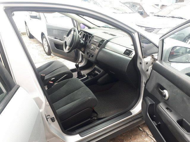 Tiida 2011 1.8 Sedan Flex - Ipva pago,Super conservado, Excelente custo X Benefício - Foto 4